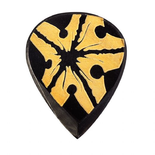 Tribal Tones Starfish 1 Guitar Pick